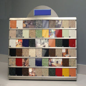 Customized Design Tile Rack/Display Stand for Tile pictures & photos