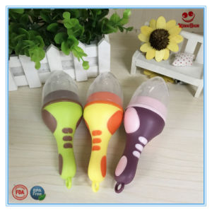 2017 New Design Baby Food Feeder Teether for Fresh Fruit pictures & photos