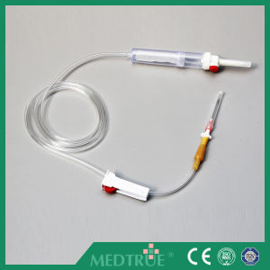 Hot Sale Medical Disposable Blood Transfusion Set pictures & photos