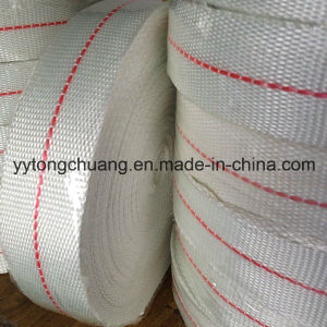 Non Alkali Fiber Glass Tape with Middle Red Line pictures & photos