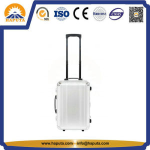 Long Trolley Aluminum Luggage Set for Travel (HL-5301) pictures & photos