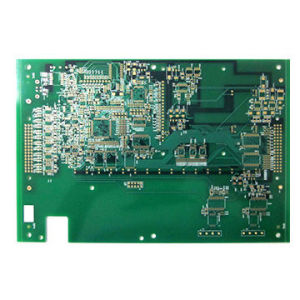 2 Layer Air Conditioner PCB Circuit with Green Soldermask