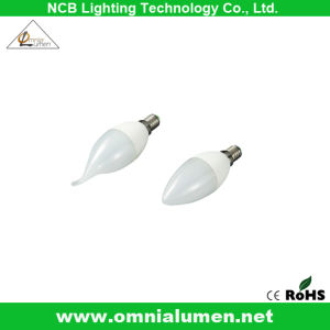 Low Price LED Dimmable Candle Bulb Lamp / Light