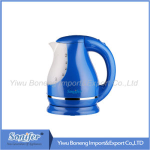 Electric Kettle/Plastic Water Kettle/Tea Pot Sf-021 pictures & photos