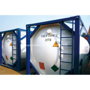 20FT ISO Tank Container pictures & photos