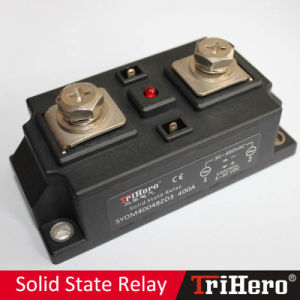 400A Industrial Solid State Relay, SSR-D400, DC/AC SSR pictures & photos