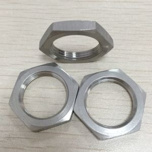 Customized Precision CNC Machined Metal Parts