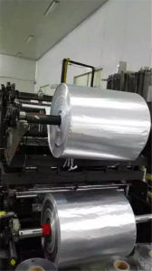 Second Hand Three Side Sealing Flat Bag Making Machine pictures & photos