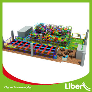 Liben Commercial Indoor Kids Play Center for Amusement pictures & photos