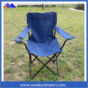Lightweight Easy Folding Canvas Camping Deck Chair for Sale pictures & photos