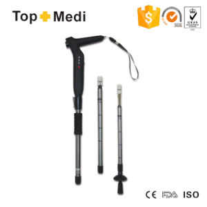 Topmedi High End Intelligent GPS Radio Walking Stick Canes pictures & photos
