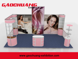 3X3 Aluminum Exhibition Booth Stand Trade Show Display Stand pictures & photos