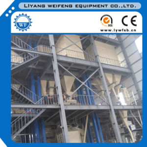 Best Selling 5t/H Animal Feed Production Line Plant Manufacturer pictures & photos