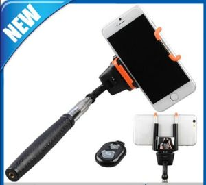Selfie Handheld Stick Monopod with Adjustable Phone Holder for iPhone pictures & photos