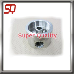 CNC Lathe Machined Part for Mobile Phone Accessories pictures & photos