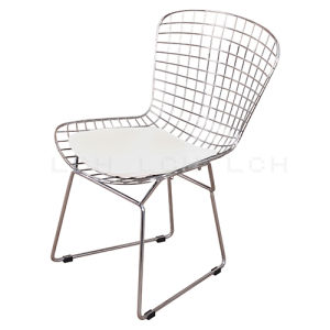 Chrome Steel Dining Side Restaurant Chairs pictures & photos