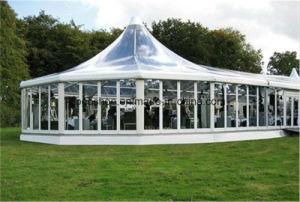 PVC Coated Sunshade Tarpaulin Tent Fabric (1000dx1000d 30X30 900g) pictures & photos