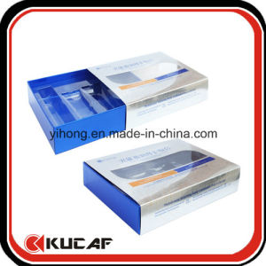 Custom UV Printing Foil Paper Sliding Drawer Packaging Box pictures & photos