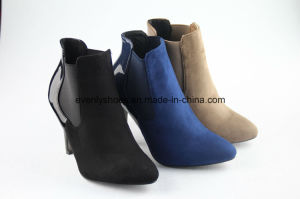 Sexy Design Women High Heel Boots for Winter pictures & photos