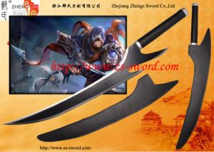 Talon Sword The Blade′s Shadow League of Legend Lol Cosplay