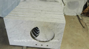 Bianco Carrara White Marble Countertops for Kitchen, Bathroom pictures & photos