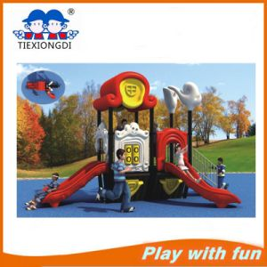 High Quality Popular Kids Outdoor Playground Equipments pictures & photos