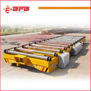 Rail Transfer Cart Popular at Home and Abroad (KPD-20T) pictures & photos