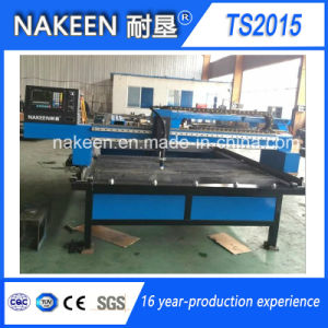 2016 New Technology Table CNC Metal Cutter Plasma Cutting Machine of China