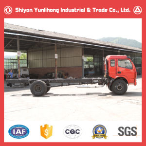 Trp1069 6t Light Truck Chassis/Flatbed 6 Ton 4X2 Chassis pictures & photos