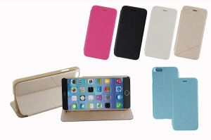 Leather Wrapped Case for iPhone 6