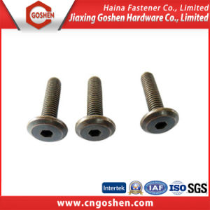 China Supplier Pan Inner Hex Socket Head Machine Screw pictures & photos