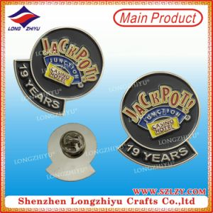 Embossed Button Badge with Cheap Price for Factory Supply pictures & photos