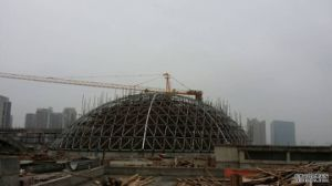 Customized Various Steel Space Truss Structure pictures & photos
