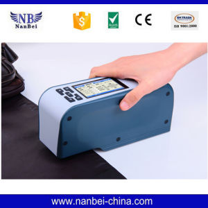 Ce Approved Digital Portable Colorimeter Price for Textiles pictures & photos