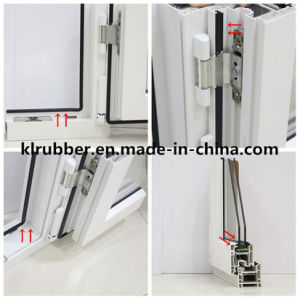 Custom Aluminum Window PVC Profile Door Seal Strip pictures & photos
