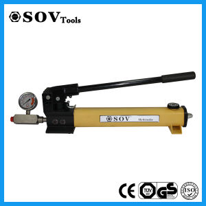 Light Weigh Manual Hydraulic Pump (SV11B) pictures & photos