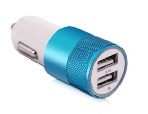 Promotional USB Car Cellphone Charger Dual USB 2.1A Car Charger Mini Car Charger pictures & photos