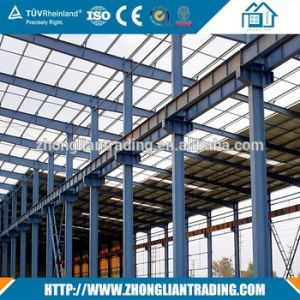 Prefabricated Steel Structure/Steel Frame Structure Building pictures & photos