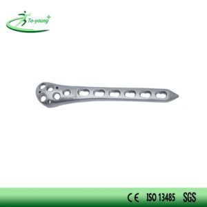 Humerus Neck Locking Compression Plate Locking Plate Orthopedic Implant pictures & photos