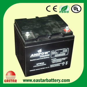 The Best Popular Batteries Silica Gel Battery 12V100ah Solar Power Battery pictures & photos