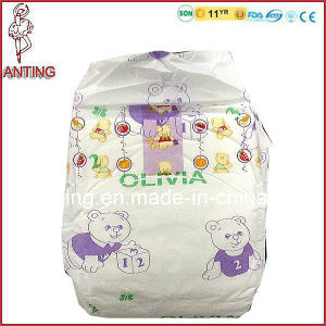 OEM Sleepy Baby Diaper, Skincare Baby Nappy, Soft Breathable Baby Diaper pictures & photos