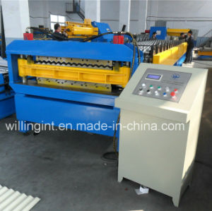 Customized Double Layer Cold Roll Forming Machine (900+1100) pictures & photos