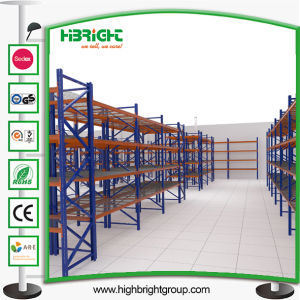 Longspan Warehouse Storage Pallet Rack Shelving pictures & photos