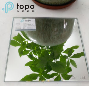 Float Sheet Silver and Aluminum Mirror Decorative Glass (M-S) pictures & photos