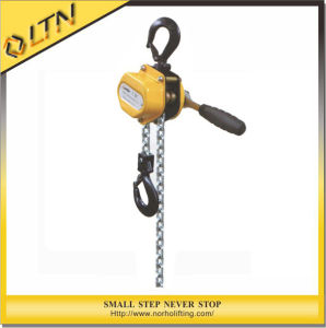Pulley Lever Chain Hoist 0.25 Ton to 6 Ton pictures & photos