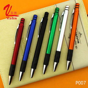 Wholesale School Supplies Advertising Plastic Ballpoint Pen on Sell pictures & photos