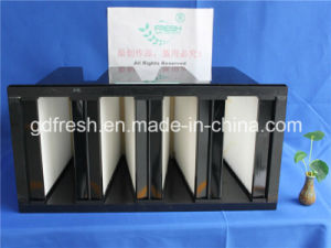 HEPA V Bank Combined Air Filter, Tank Filter pictures & photos