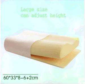 Health Care Memory Foam Wave Pillow 30*24*10cm pictures & photos