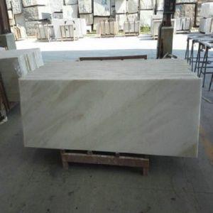 Volakas White Marble Floor Tile Marble Countertop for Kitchen/Bathroom