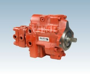 Hydraulic Piston Pump for Excavator (PVD-2B-38) pictures & photos